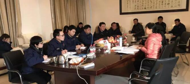 【利通新闻】国军标质量管理体系一阶段文件审核会议圆满结束