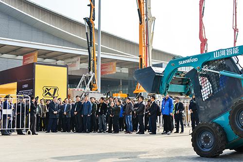 """诚邀您参加""""2019第五届中国(长沙)国际工程机械展览会""""!"""