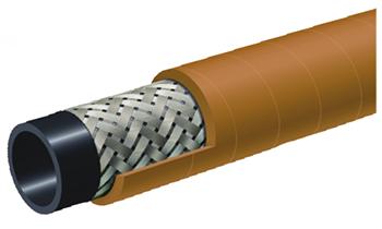 编织钢线空气管