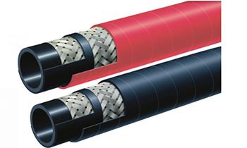 270PSI EPDM橡胶编织蒸汽管