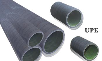 超耐磨UPE混凝土输送管