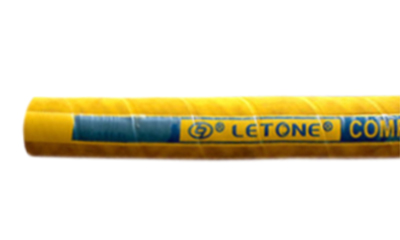 600PSI高温耐油编织钢线空气管