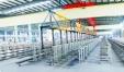 60米超长钢丝缠绕胶管生产线
